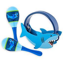 Stephen Joseph® Shark Percussion Set
