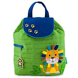 Stephen Joseph® Lion Quilted Backpack