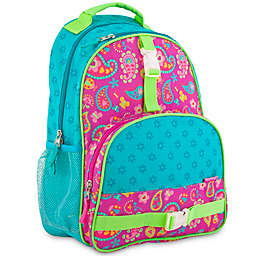 Stephen Joseph® All Over Print Paisley Backpack