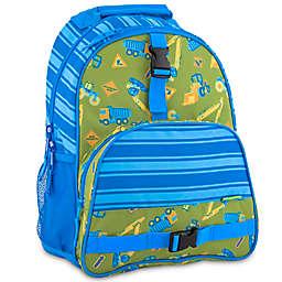 Stephen Joseph® All Over Print Construction Backpack