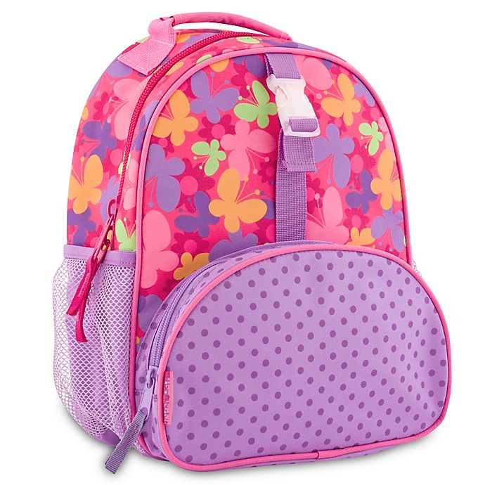 Alternate image 1 for Stephen Joseph® Butterfly Print Mini Backpack