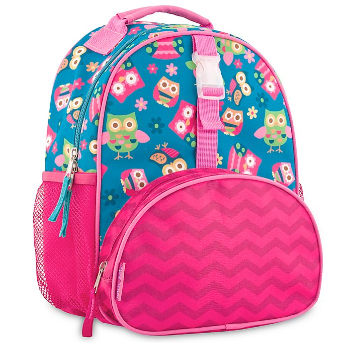 Alternate image 1 for Stephen Joseph® Owl Print Mini Backpack