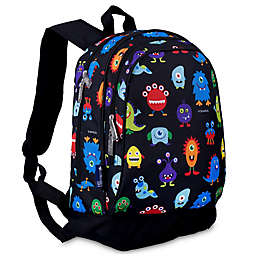 Olive Kids™ Monsters Sidekick Backpack in Black