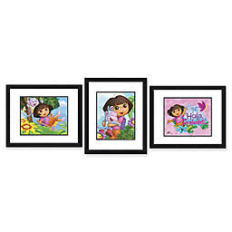 Photo File Dora the Explorer Wall Art