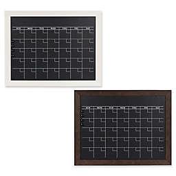 Kate and Laurel Beatrice Framed Chalkboard Calendar