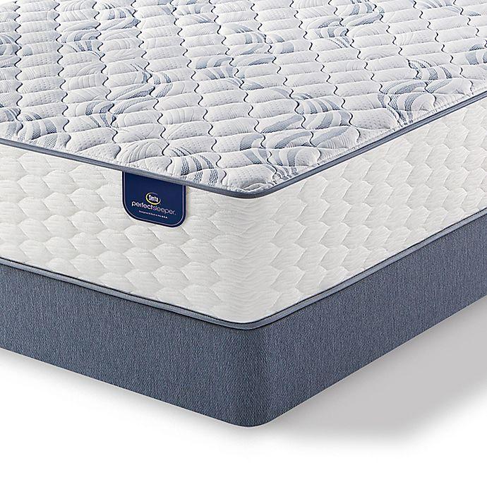 Alternate image 1 for Serta® Perfect Sleeper® Meriwether Firm California King Mattress Set