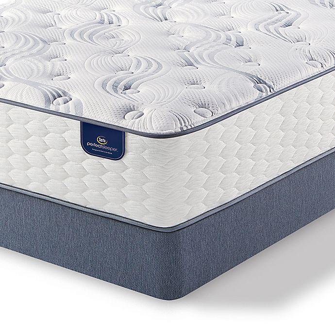 Alternate image 1 for Serta® Perfect Sleeper® Meriwether Plush King Mattress Set