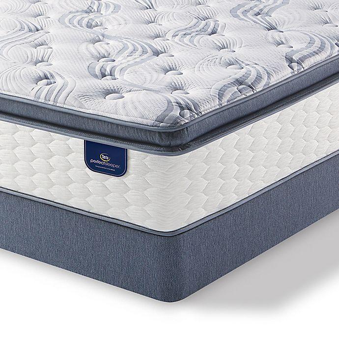 5d6783a2d97f2 Serta® Perfect Sleeper® Willamette Super Pillow Top Mattress Set ...