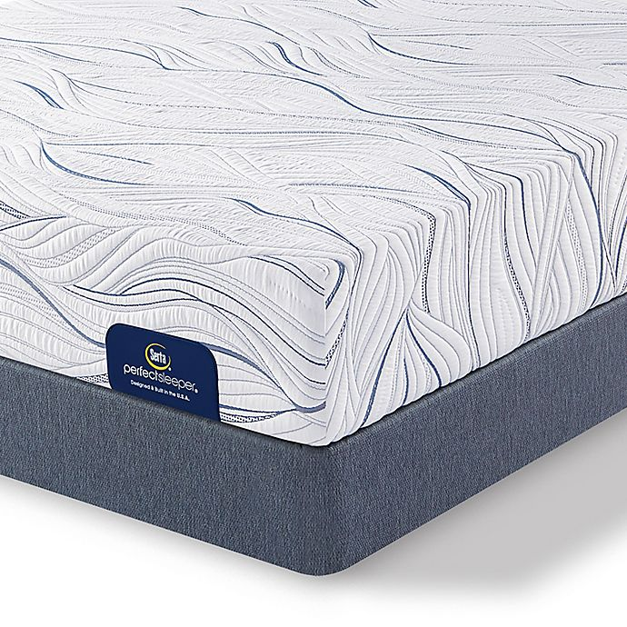 Alternate image 1 for Serta® Perfect Sleeper® Coleridge Plush Queen Mattress Set