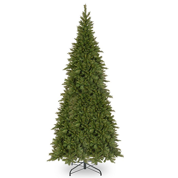 Alternate image 1 for National Tree Company Tiffany Fir Slim Artificial Christmas Tree