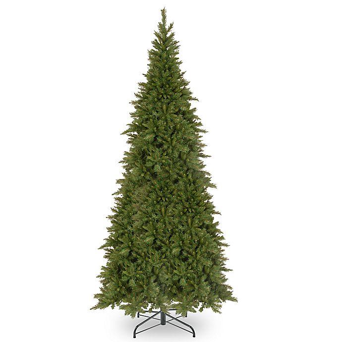 Alternate image 1 for National Tree Company Tiffany Fir Slim Artificial Christmas Tree