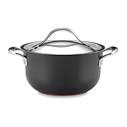 Anolon® Nouvelle Copper 4 qt. Covered Casserole