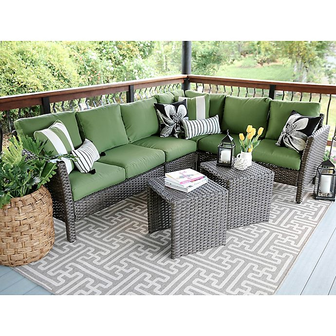 Leisure Made Canton 6 Piece Sectional