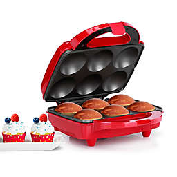 Holstein® Housewares 6-Piece Cupcake Maker