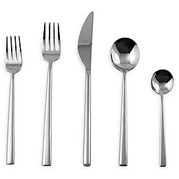Mepra Movida 5-Piece Flatware Place Setting
