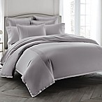 Wamsutta® Dream Zone® 400-Thread-Count King Duvet Cover Set in Lavender