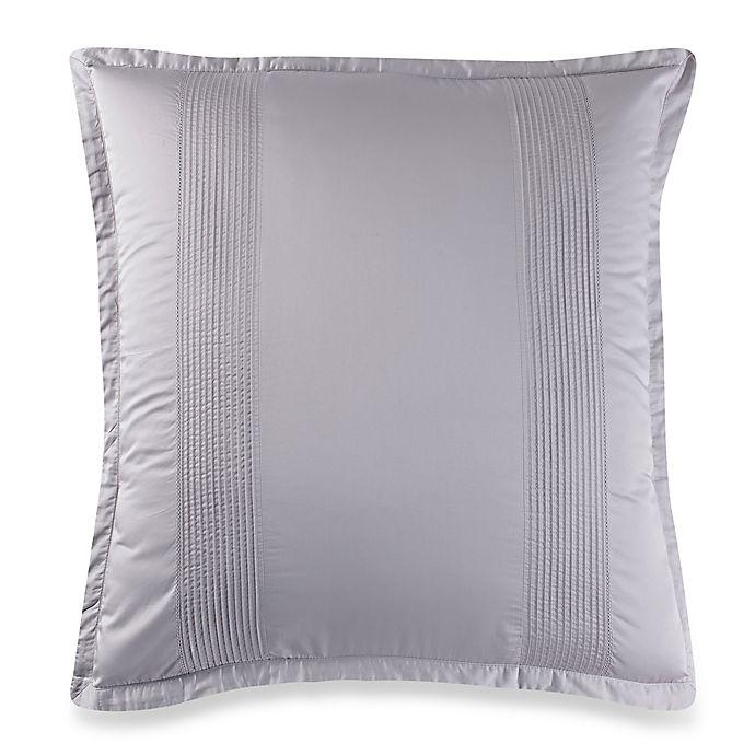Alternate image 1 for Wamsutta® Dream Zone® 400-Thread-Count European Pillow Sham in Lavender