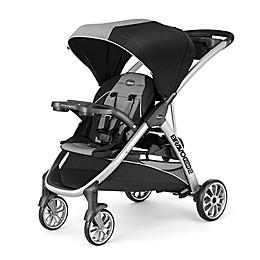 Chicco® BravoFor2™ Double Stroller in Zinc