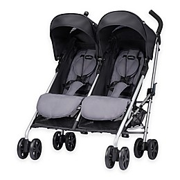 Evenflo® Minno Twin™ Double Stroller in Glenbarr Grey