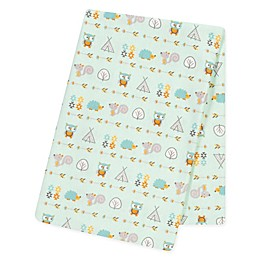 Trend Lab® Southwest Adventure Flannel Swaddle Blanket