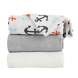 Baby Tula Captain Baby Blankets (Set of 3)