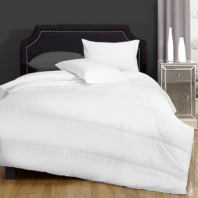 Alternate image 1 for Canada's Best Cotton Rich Comforter in White