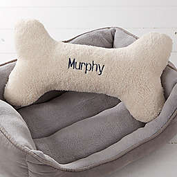 Dog Bone Pet Pillow