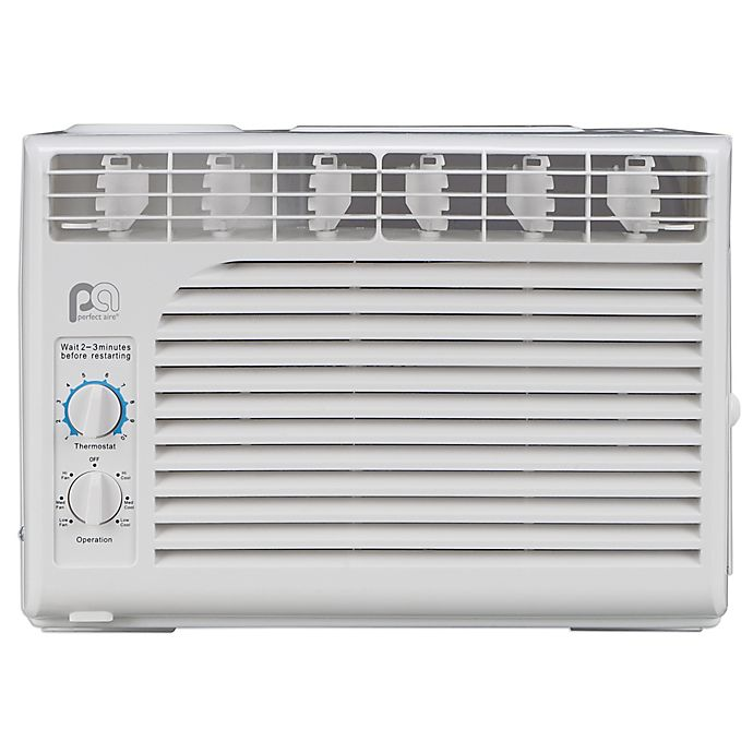 Perfect Aire 174 5 000 Btu Window Air Conditioner With