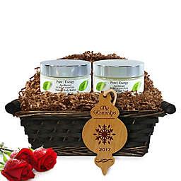 Pure Energy Apothecary Supreme Sensation Pure & Natural Christmas Gift Basket