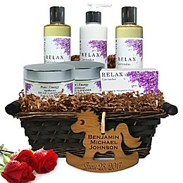 Pure Energy Apothecary Ultimate Body Lavender Baby Gift Basket