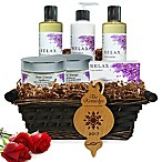 Pure Energy Apothecary Ultimate Body Lavender Holiday Gift Basket