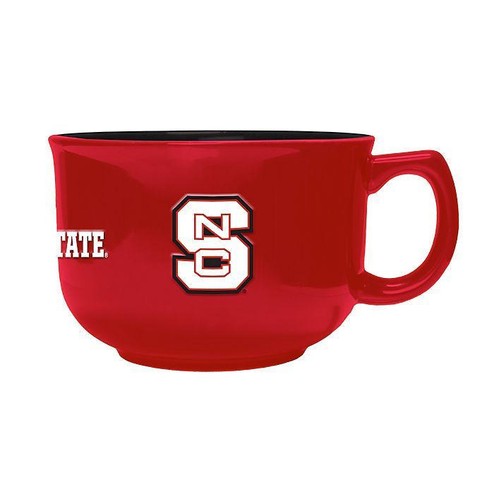 Alternate image 1 for North Carolina State University 32 oz. Multipurpose Bowl Mug