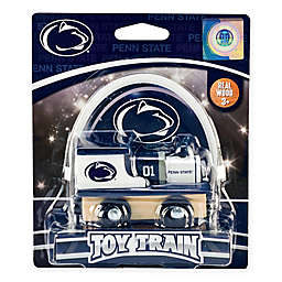 Penn State Team Wooden Toy Train