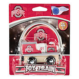 Ohio State University Team Wooden Toy Train