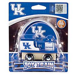 University of Kentucky Team Wooden Toy Train