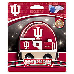 Indiana University Team Wooden Toy Train