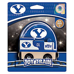 Brigham Young University Team Wooden Toy Train