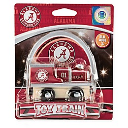 University of Alabama Team Wooden Toy Train