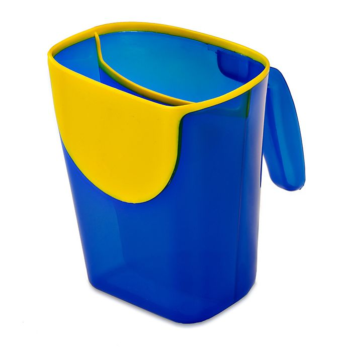 Alternate image 1 for Shampoo Rinse Cup in Blue