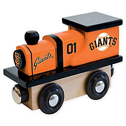 MLB San Francisco 49ers Team Wooden Toy Train