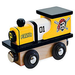 MLB Pittsburgh Penguins Team Wooden Toy Train