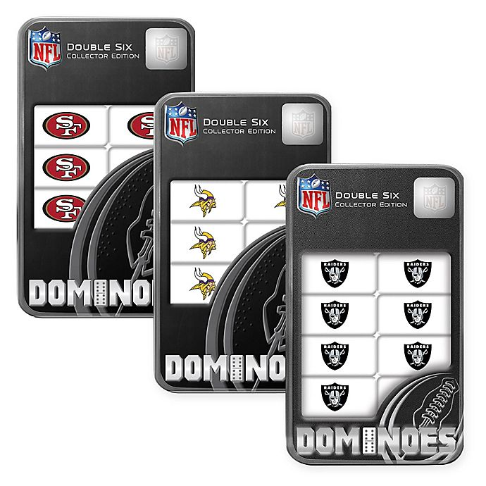 Alternate image 1 for NFL Dominoes Collection
