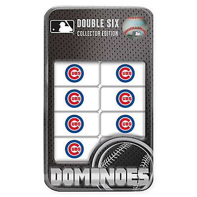 MLB Chicago Cubs Dominoes