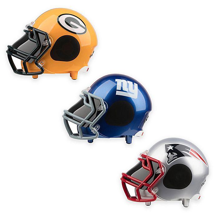 9b65784223a10e NFL Bluetooth Mini Helmet Speaker | Bed Bath & Beyond
