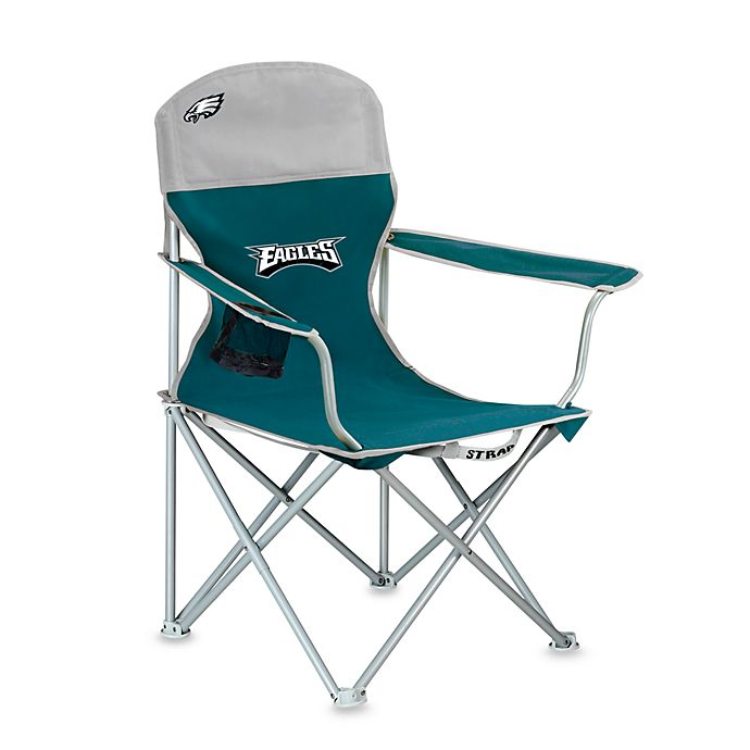 0d988ddb6e0 NFL Philadelphia Eagles Folding Beach Chair | Bed Bath & Beyond