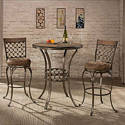 Hillsdale Lannis Bar Height Bistro Dining Set Collection