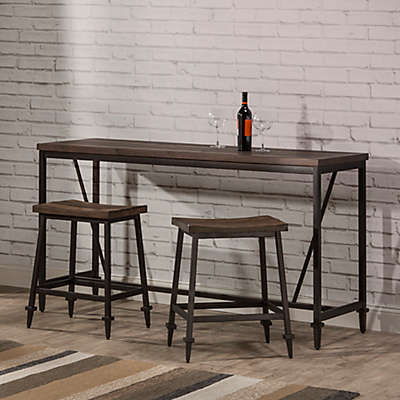 Hillsdale Trevino Counter Height Bar Dining Set Collection