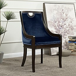 Chic Home Benjamin Velvet Side Dining Chair