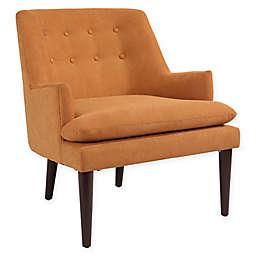 Abbyson Living Elaina Linen Accent Chair