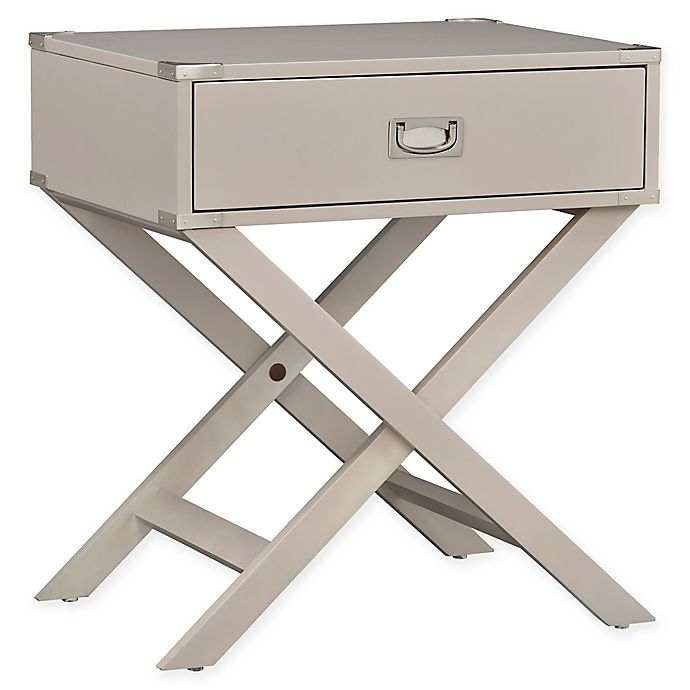 Alternate image 1 for iNSPIRE Q® Callie End Table in Greige